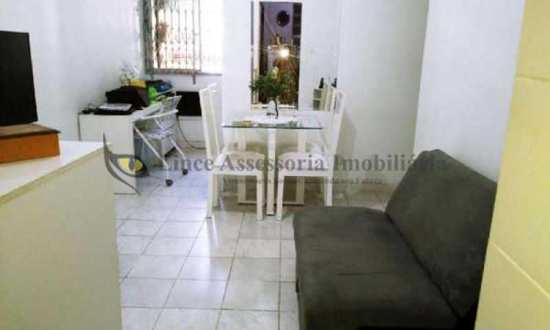 sala  - Apartamento Tijuca, Norte,Rio de Janeiro, RJ À Venda, 1 Quarto, 46m² - TAAP10407 - 1