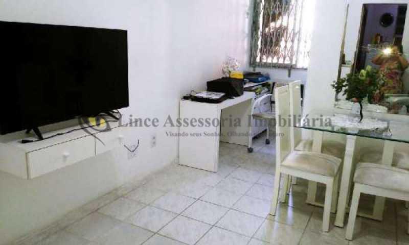 sala  - Apartamento Tijuca, Norte,Rio de Janeiro, RJ À Venda, 1 Quarto, 46m² - TAAP10407 - 3