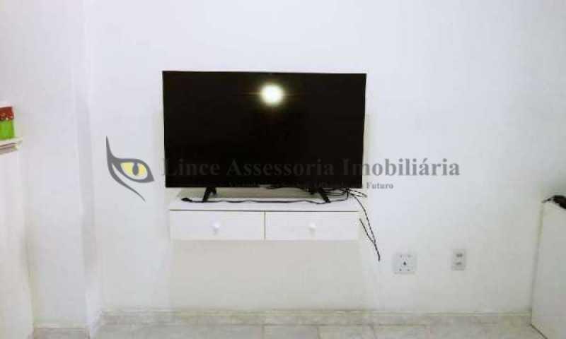 sala  - Apartamento Tijuca, Norte,Rio de Janeiro, RJ À Venda, 1 Quarto, 46m² - TAAP10407 - 5