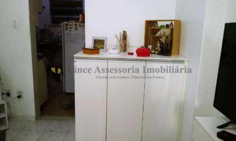 sala  - Apartamento Tijuca, Norte,Rio de Janeiro, RJ À Venda, 1 Quarto, 46m² - TAAP10407 - 6