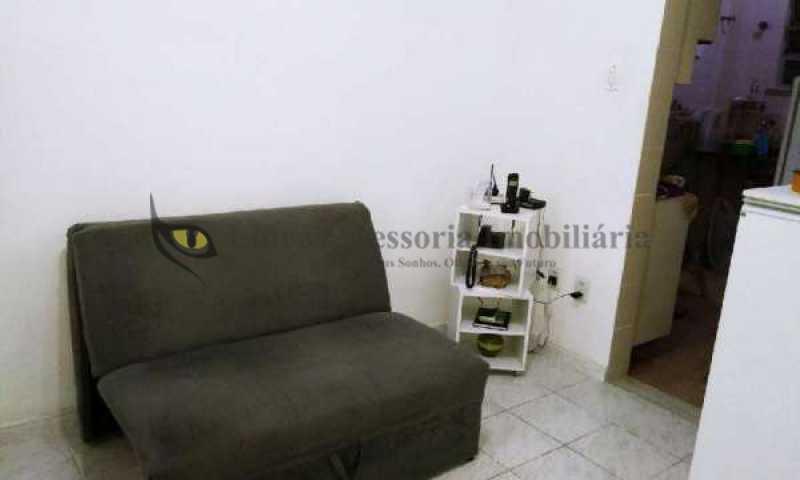 sala  - Apartamento Tijuca, Norte,Rio de Janeiro, RJ À Venda, 1 Quarto, 46m² - TAAP10407 - 7