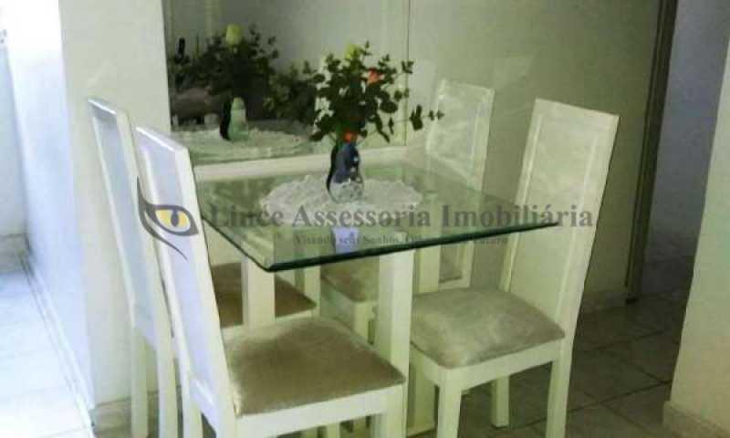 sala - Apartamento Tijuca, Norte,Rio de Janeiro, RJ À Venda, 1 Quarto, 46m² - TAAP10407 - 4