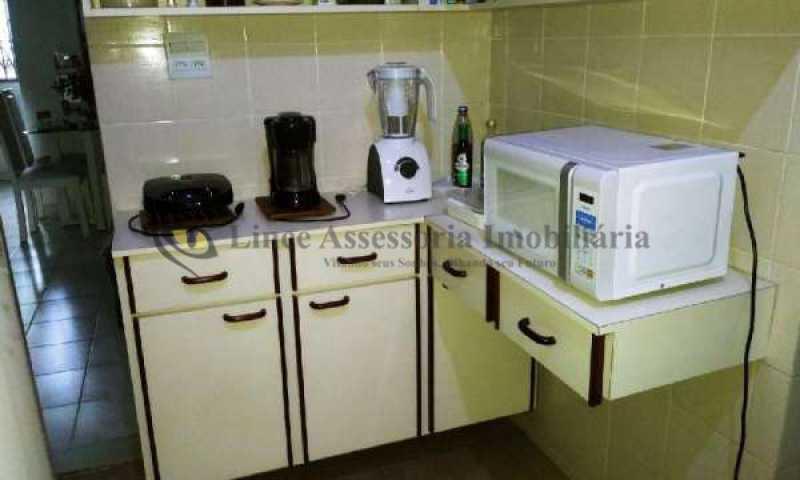 cozinha  - Apartamento Tijuca, Norte,Rio de Janeiro, RJ À Venda, 1 Quarto, 46m² - TAAP10407 - 14
