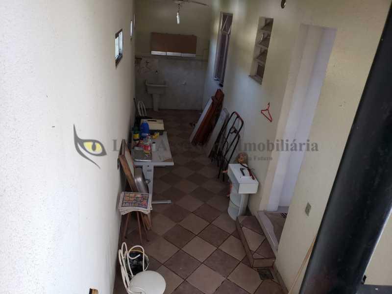 08 ÁREA DE SERVIÇO 1. - Casa de Vila 4 quartos à venda Méier, Norte,Rio de Janeiro - R$ 340.000 - TACV40025 - 9