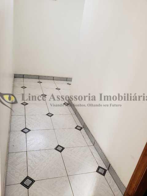 11 CIRCULAÇÃO. - Casa de Vila 4 quartos à venda Méier, Norte,Rio de Janeiro - R$ 340.000 - TACV40025 - 12