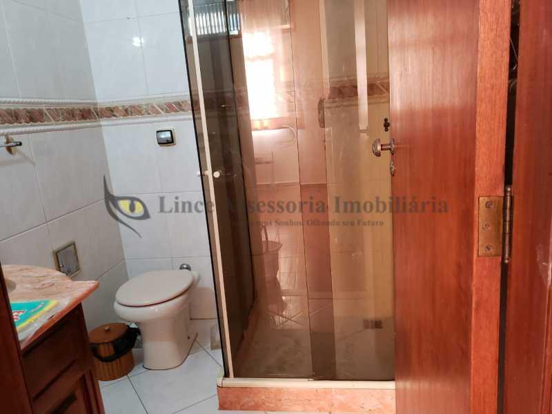 14 BANHEIRO SOCIAL 2.1. - Casa de Vila 4 quartos à venda Méier, Norte,Rio de Janeiro - R$ 340.000 - TACV40025 - 15