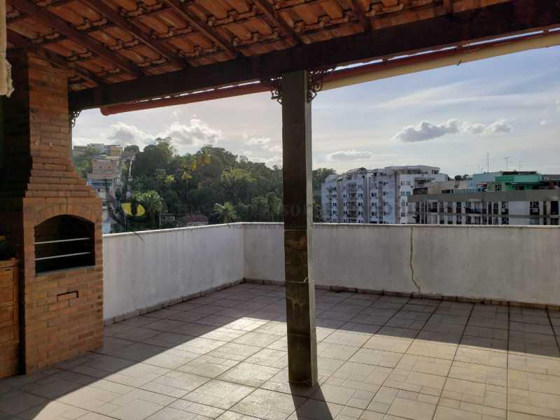18 TERRAÇO 1. - Casa de Vila 4 quartos à venda Méier, Norte,Rio de Janeiro - R$ 340.000 - TACV40025 - 19