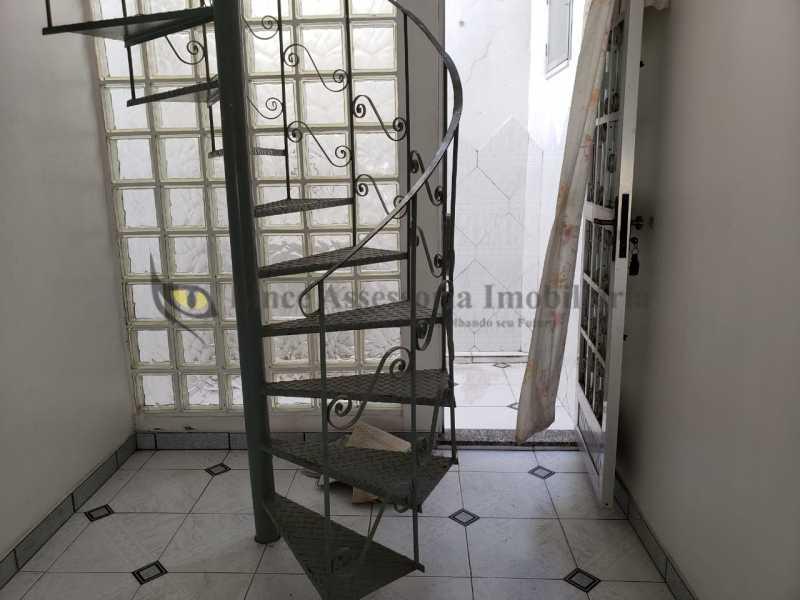 26 ACESSO AO TERRAÇO. - Casa de Vila 4 quartos à venda Méier, Norte,Rio de Janeiro - R$ 340.000 - TACV40025 - 27
