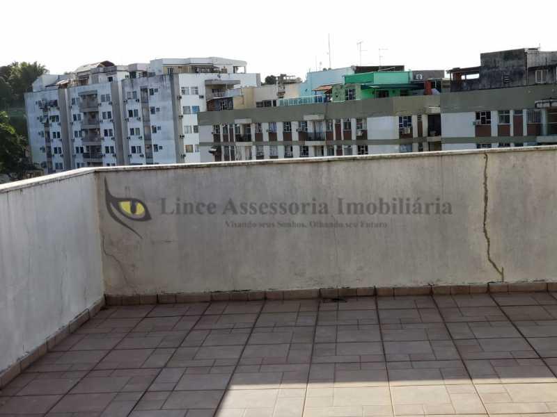 27 TERRAÇO 1.1. - Casa de Vila 4 quartos à venda Méier, Norte,Rio de Janeiro - R$ 340.000 - TACV40025 - 28