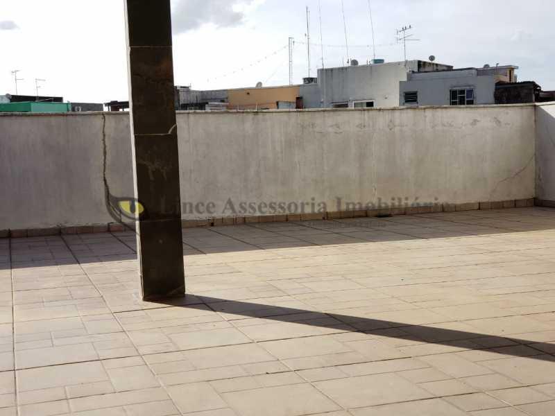 28 TERRAÇO 1.2. - Casa de Vila 4 quartos à venda Méier, Norte,Rio de Janeiro - R$ 340.000 - TACV40025 - 29