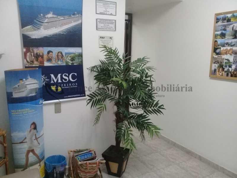 2 RECEPÇÃO1.1 - Sala Comercial Tijuca, Norte,Rio de Janeiro, RJ À Venda, 30m² - TASL00085 - 3