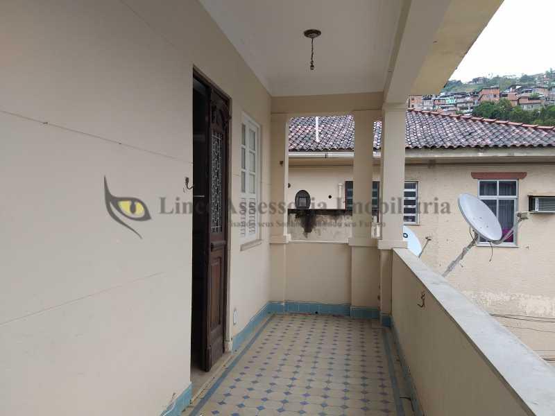 02varanda - Apartamento Andaraí, Norte,Rio de Janeiro, RJ À Venda, 2 Quartos, 78m² - TAAP22084 - 3