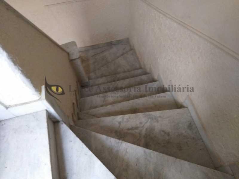 03.1Escada - Apartamento Andaraí, Norte,Rio de Janeiro, RJ À Venda, 2 Quartos, 78m² - TAAP22084 - 4
