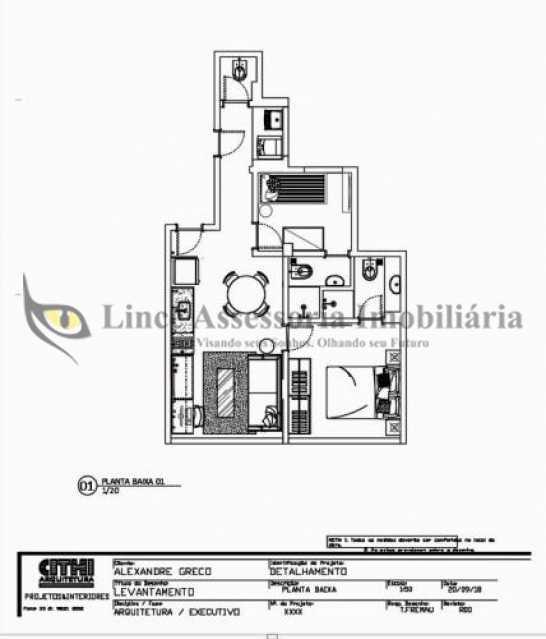 fotos-3 - Apartamento Botafogo, Sul,Rio de Janeiro, RJ À Venda, 2 Quartos, 50m² - TAAP22088 - 1