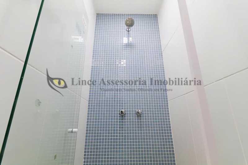 Banheiro social - Apartamento Botafogo, Sul,Rio de Janeiro, RJ À Venda, 2 Quartos, 50m² - TAAP22088 - 7