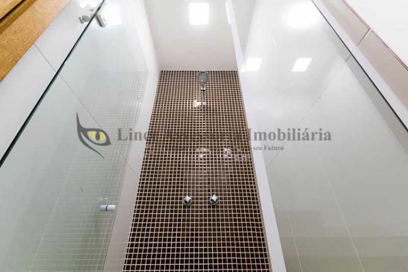 Banheiro social - Apartamento Botafogo, Sul,Rio de Janeiro, RJ À Venda, 2 Quartos, 50m² - TAAP22088 - 14