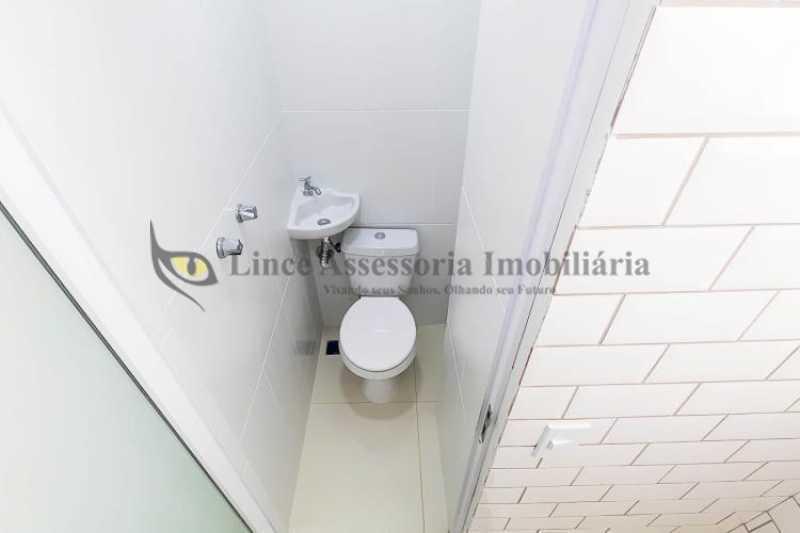 WC - Apartamento Botafogo, Sul,Rio de Janeiro, RJ À Venda, 2 Quartos, 50m² - TAAP22088 - 22