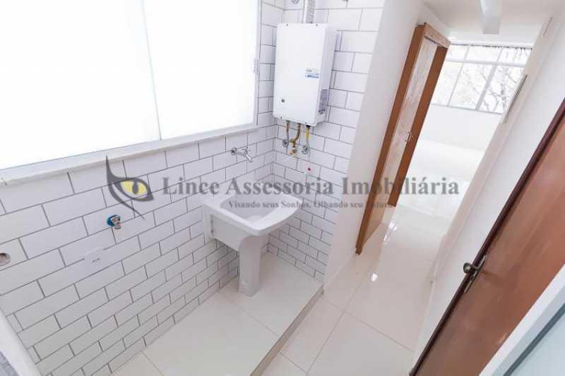 Área - Apartamento Botafogo, Sul,Rio de Janeiro, RJ À Venda, 2 Quartos, 50m² - TAAP22088 - 23