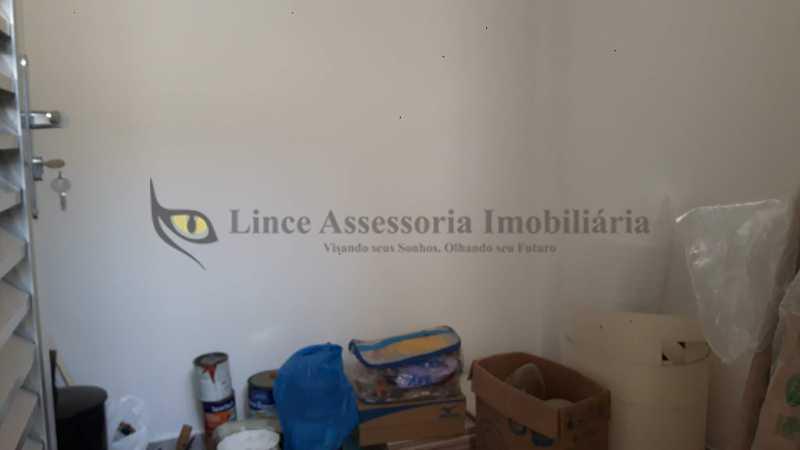 quarto empreg 1 - Apartamento 3 quartos à venda Rio Comprido, Norte,Rio de Janeiro - R$ 290.000 - TAAP31172 - 19
