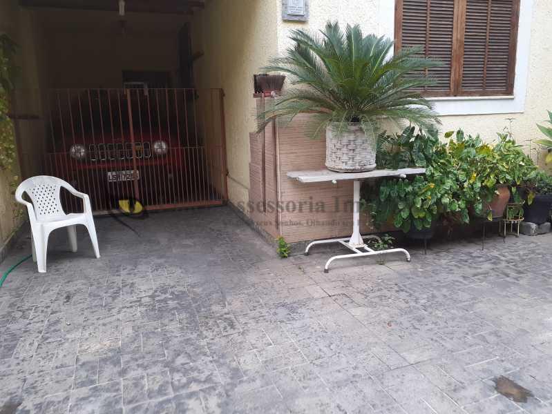 areaexternafrente - Casa Grajaú, Norte,Rio de Janeiro, RJ À Venda, 4 Quartos, 472m² - TACA40067 - 1