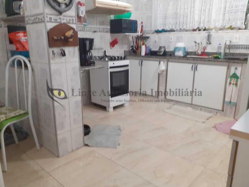 cozinha1.1 - Casa Grajaú, Norte,Rio de Janeiro, RJ À Venda, 4 Quartos, 472m² - TACA40067 - 15