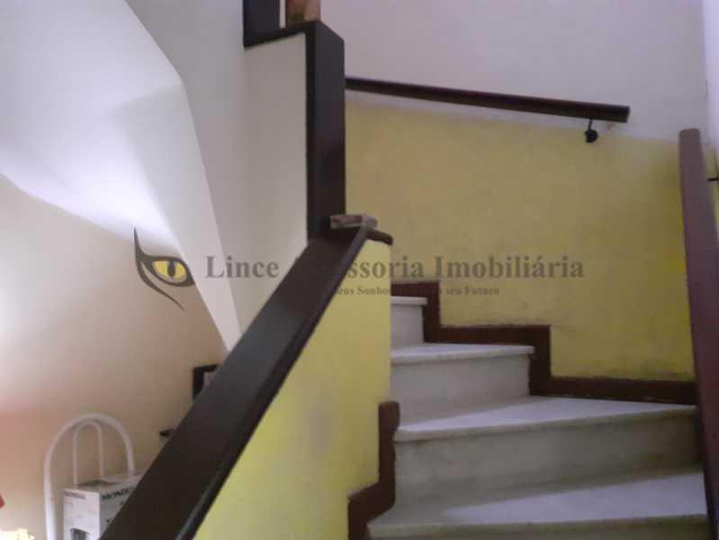 escadaparaosegundopiso - Casa Grajaú, Norte,Rio de Janeiro, RJ À Venda, 4 Quartos, 472m² - TACA40067 - 29