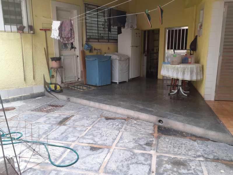 quintal1.2 - Casa Grajaú, Norte,Rio de Janeiro, RJ À Venda, 4 Quartos, 472m² - TACA40067 - 23