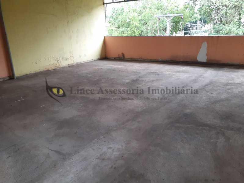 terraço - Casa Grajaú, Norte,Rio de Janeiro, RJ À Venda, 4 Quartos, 472m² - TACA40067 - 24