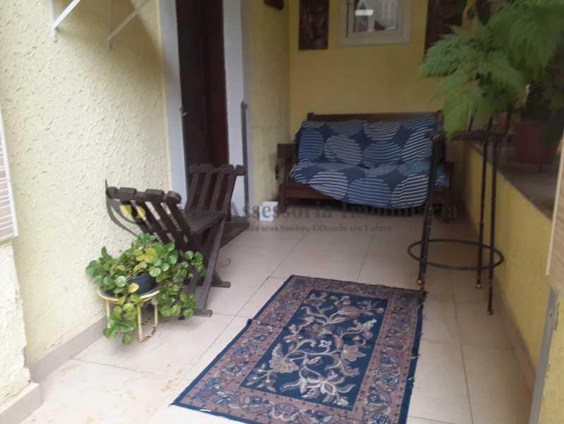 varandaterreo - Casa Grajaú, Norte,Rio de Janeiro, RJ À Venda, 4 Quartos, 472m² - TACA40067 - 3
