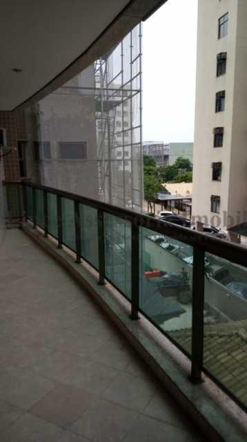 01VARANDA - Apartamento Barra da Tijuca, Oeste,Rio de Janeiro, RJ À Venda, 2 Quartos, 66m² - TAAP22099 - 1