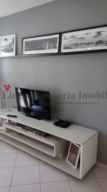 02SALA - Apartamento Barra da Tijuca, Oeste,Rio de Janeiro, RJ À Venda, 2 Quartos, 66m² - TAAP22099 - 3