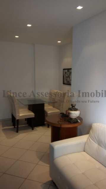 03SALA - Apartamento Barra da Tijuca, Oeste,Rio de Janeiro, RJ À Venda, 2 Quartos, 66m² - TAAP22099 - 5