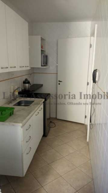 11COZINHA - Apartamento Barra da Tijuca, Oeste,Rio de Janeiro, RJ À Venda, 2 Quartos, 66m² - TAAP22099 - 15