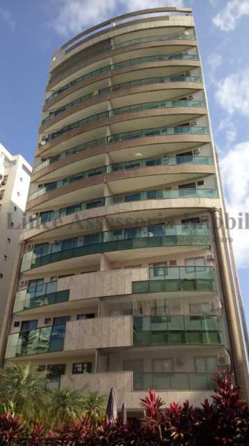 18FACHADAPREDIO - Apartamento Barra da Tijuca, Oeste,Rio de Janeiro, RJ À Venda, 2 Quartos, 66m² - TAAP22099 - 23
