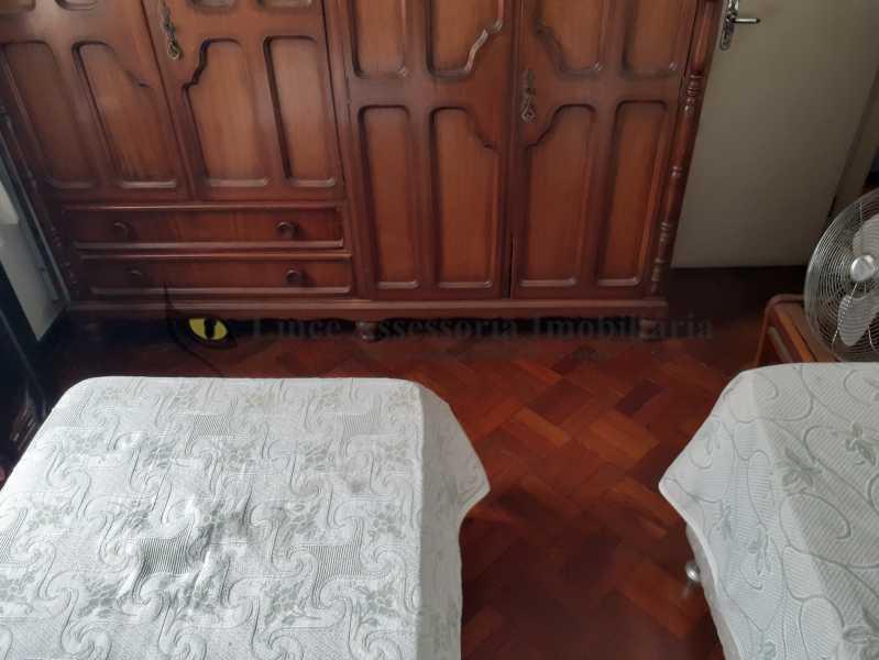Quarto  - Casa 3 quartos à venda Tijuca, Norte,Rio de Janeiro - R$ 990.000 - TACA30107 - 12