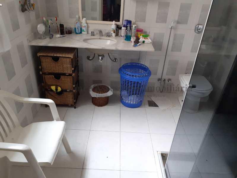 Banheiro Social - Casa 3 quartos à venda Tijuca, Norte,Rio de Janeiro - R$ 990.000 - TACA30107 - 23