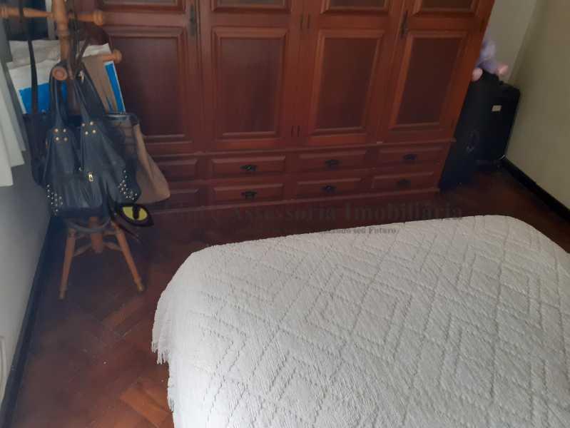 Quarto  - Casa 3 quartos à venda Tijuca, Norte,Rio de Janeiro - R$ 990.000 - TACA30107 - 17