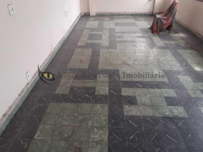 Terraço. - Casa 3 quartos à venda Tijuca, Norte,Rio de Janeiro - R$ 990.000 - TACA30107 - 27