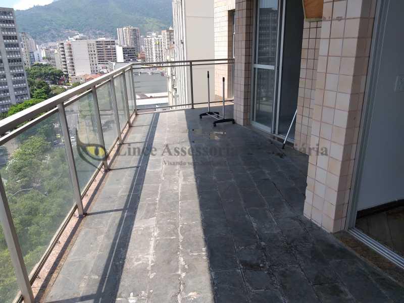 01VARANDA - Cobertura 3 quartos à venda Maracanã, Norte,Rio de Janeiro - R$ 865.000 - TACO30136 - 1