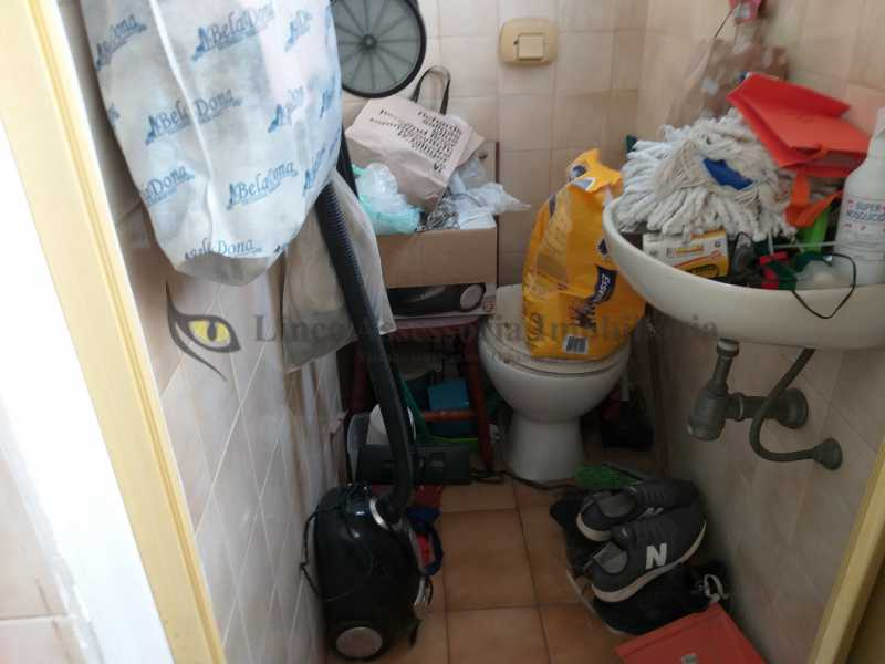 14BANHEIROSERVIÇO - Cobertura 3 quartos à venda Maracanã, Norte,Rio de Janeiro - R$ 865.000 - TACO30136 - 16