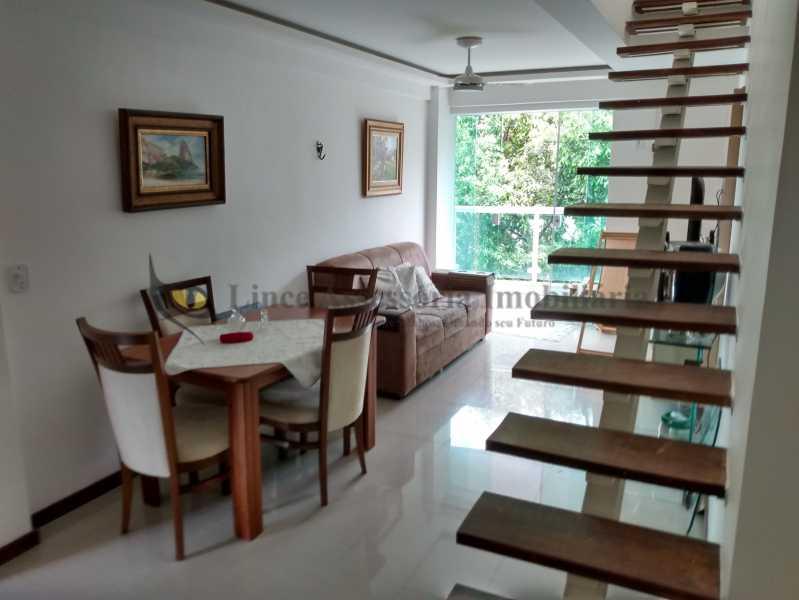 3 - Cobertura 3 quartos à venda Grajaú, Norte,Rio de Janeiro - R$ 670.000 - TACO30137 - 4