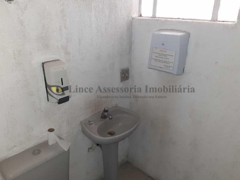 06 - Casa Comercial 350m² à venda Tijuca, Norte,Rio de Janeiro - R$ 950.000 - TACC00001 - 7