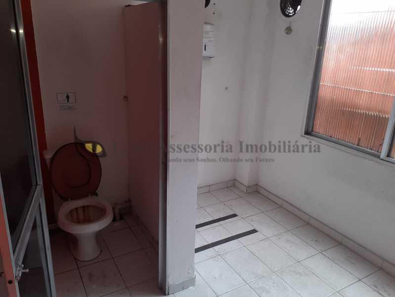 09 - Casa Comercial 350m² à venda Tijuca, Norte,Rio de Janeiro - R$ 950.000 - TACC00001 - 10
