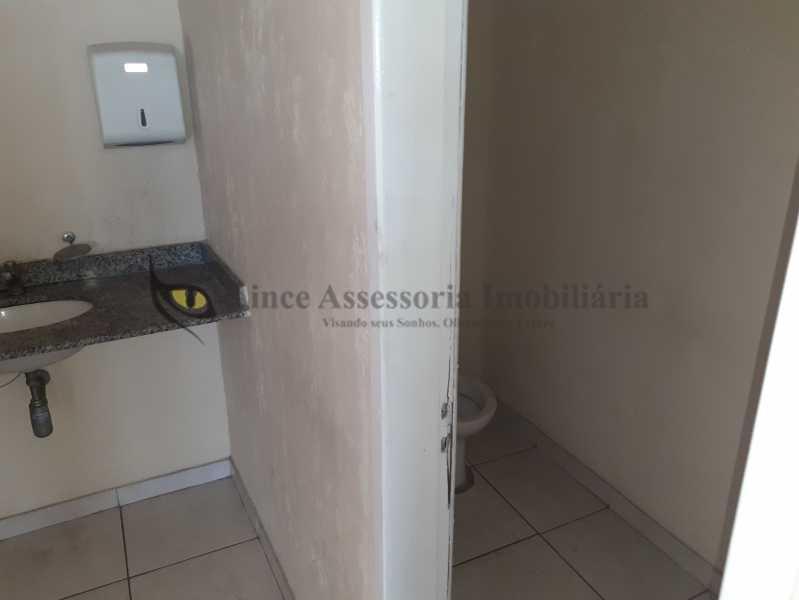 13 - Casa Comercial 350m² à venda Tijuca, Norte,Rio de Janeiro - R$ 950.000 - TACC00001 - 14