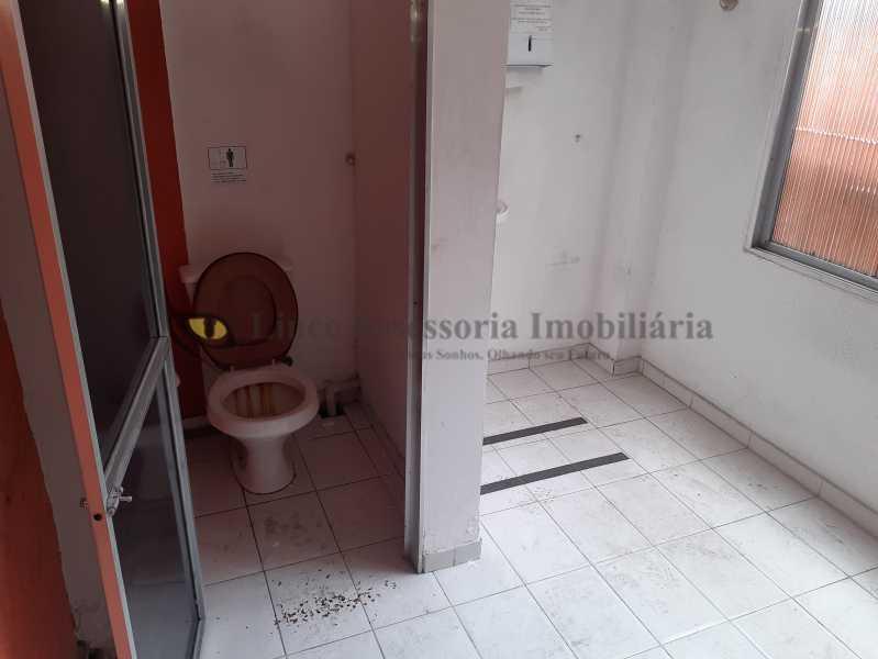 21 - Casa Comercial 350m² à venda Tijuca, Norte,Rio de Janeiro - R$ 950.000 - TACC00001 - 22