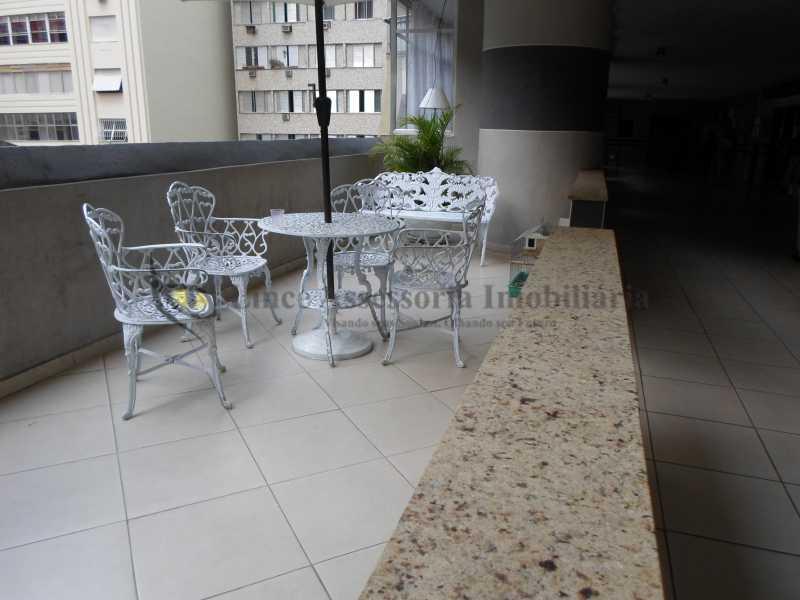áreadelazer - Kitnet/Conjugado 24m² à venda Laranjeiras, Sul,Rio de Janeiro - R$ 265.000 - TAKI00088 - 14