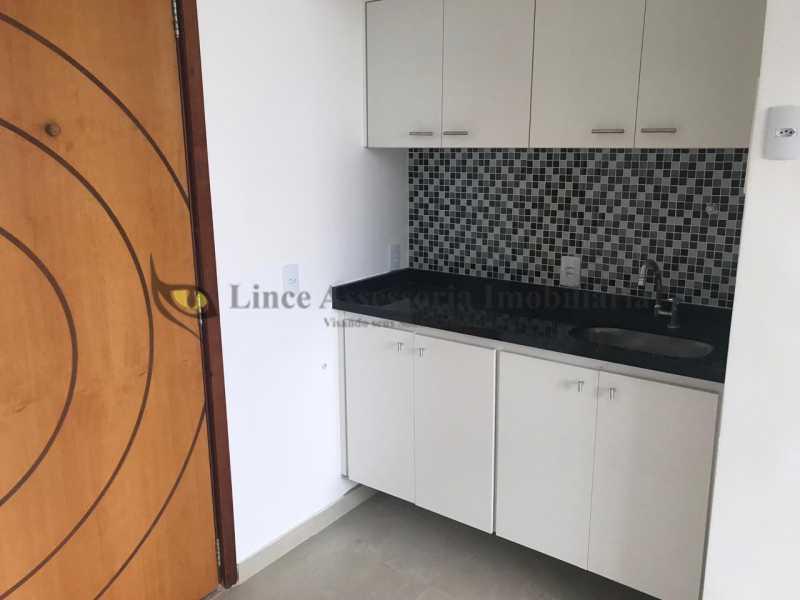 cozinha1.2 - Kitnet/Conjugado 24m² à venda Laranjeiras, Sul,Rio de Janeiro - R$ 265.000 - TAKI00088 - 8