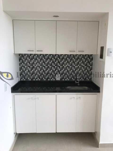 cozinha1.6 - Kitnet/Conjugado 24m² à venda Laranjeiras, Sul,Rio de Janeiro - R$ 265.000 - TAKI00088 - 12