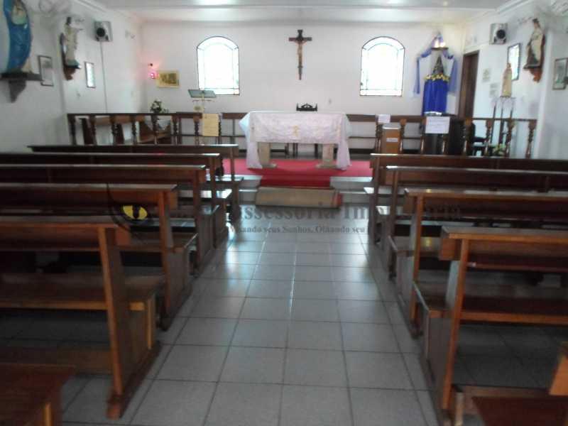 interior da capela - Kitnet/Conjugado 24m² à venda Laranjeiras, Sul,Rio de Janeiro - R$ 265.000 - TAKI00088 - 17
