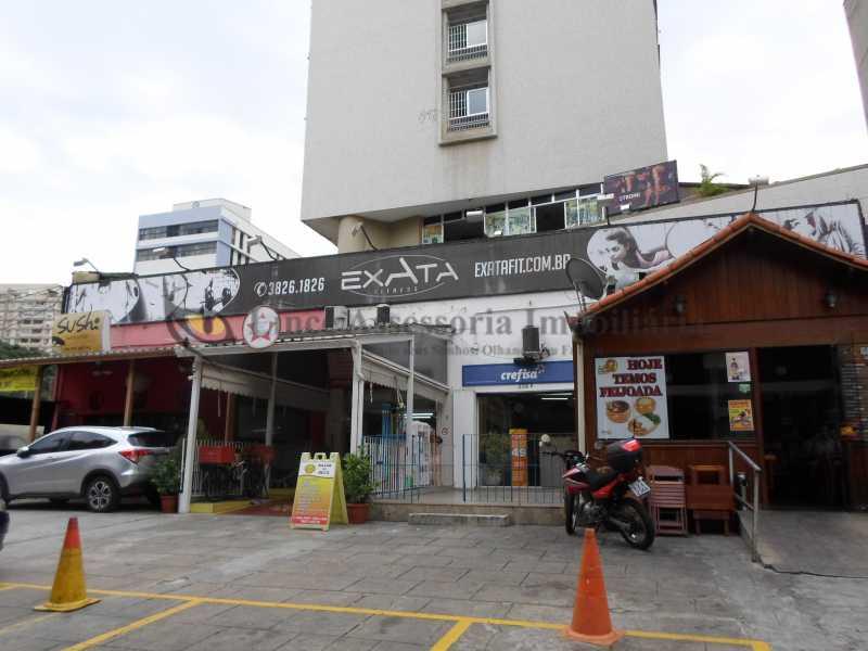 restaurantes entrada doprédio - Kitnet/Conjugado 24m² à venda Laranjeiras, Sul,Rio de Janeiro - R$ 265.000 - TAKI00088 - 19